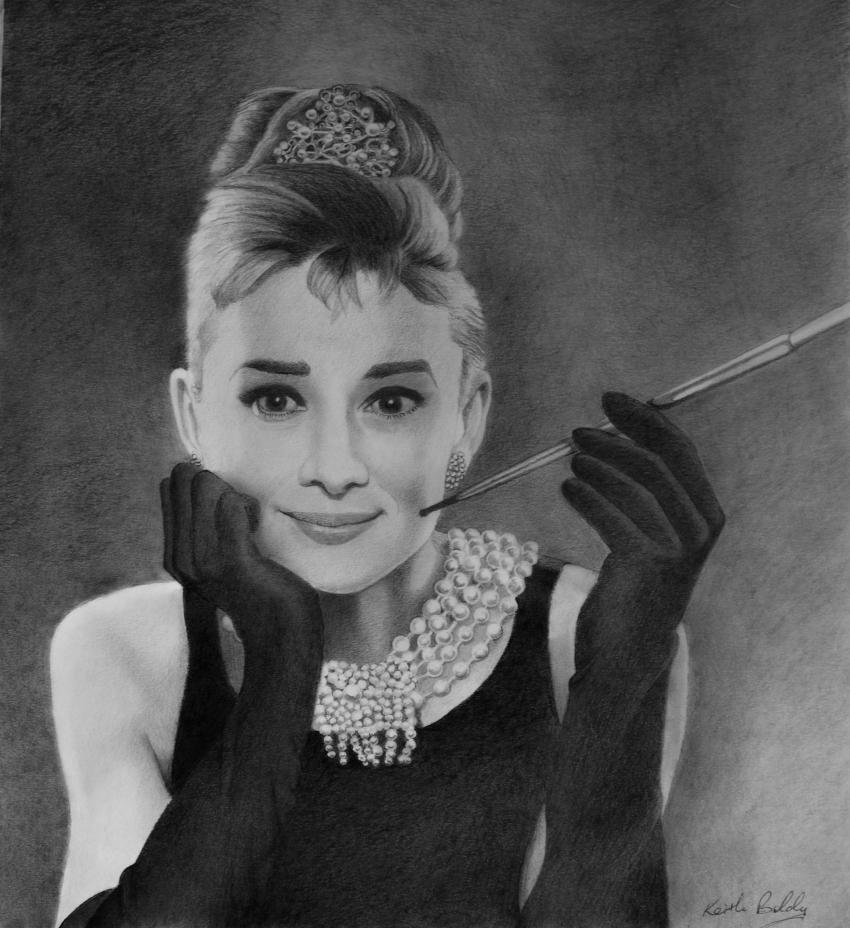 Audrey Hepburn par ktboldy